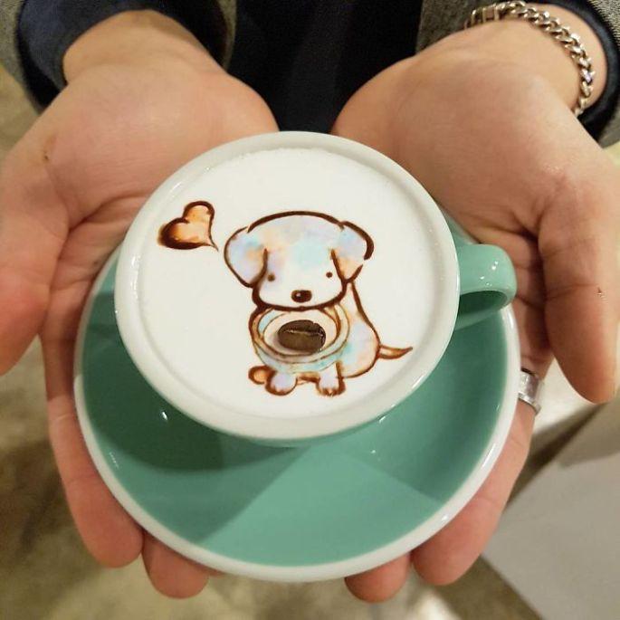 Artistic-barista-from-korea-who-draws-art-on-coffee-5912beea35bb4__700
