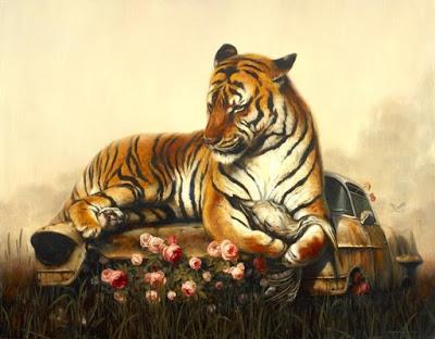Martin_Wittfooth_paintings-ShockBlast-7