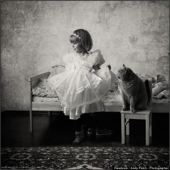 o-ANDY-PROKH-A-GIRL-AND-HER-CAT-57013