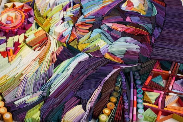yulia-brodskaya-multicolor-quilled-paper-portrait-amyethyst-detail-strictlypaper