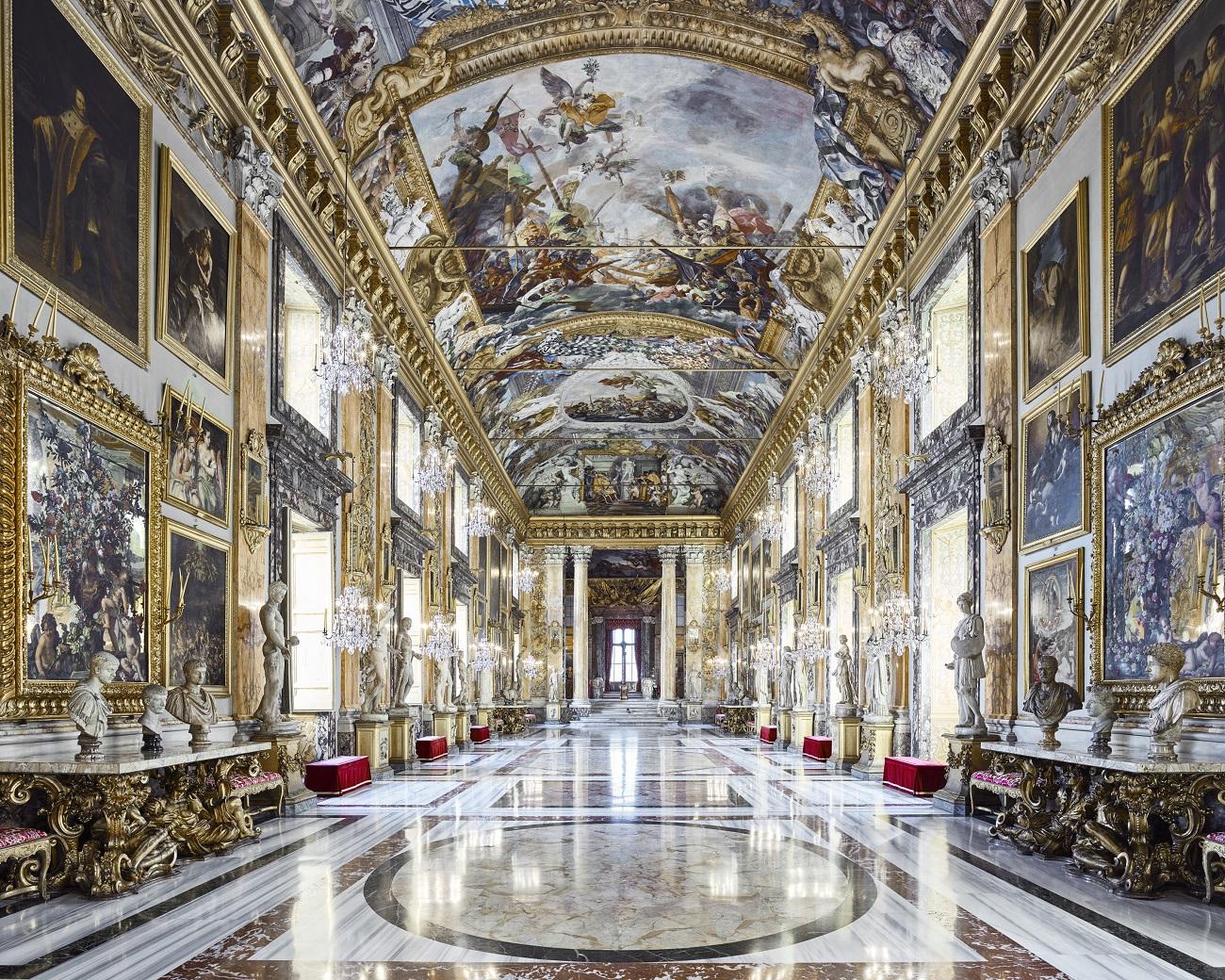 Galleria, Palazzo Colonna, Rome https://flowartstation.com/