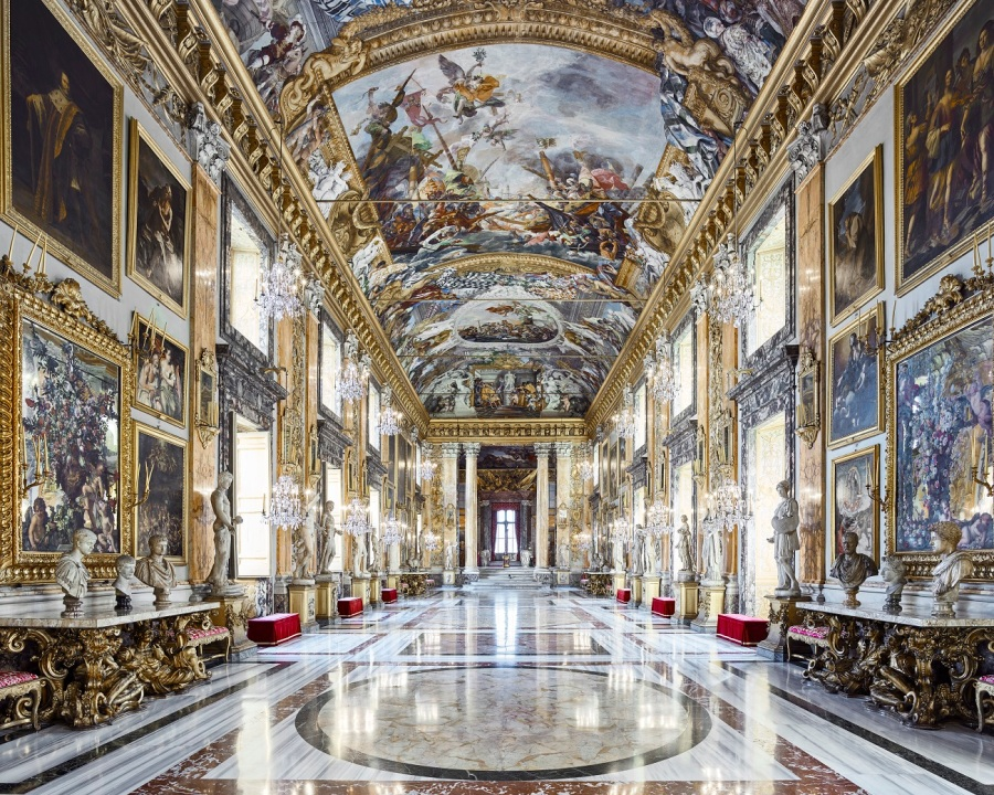 Galleria, Palazzo Colonna, Rome https://flowartstation.com/