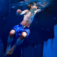 The Marvellous and figurative painting of Costa Dvorezky