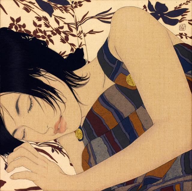 Живопись_Икенага-Ясунари_08