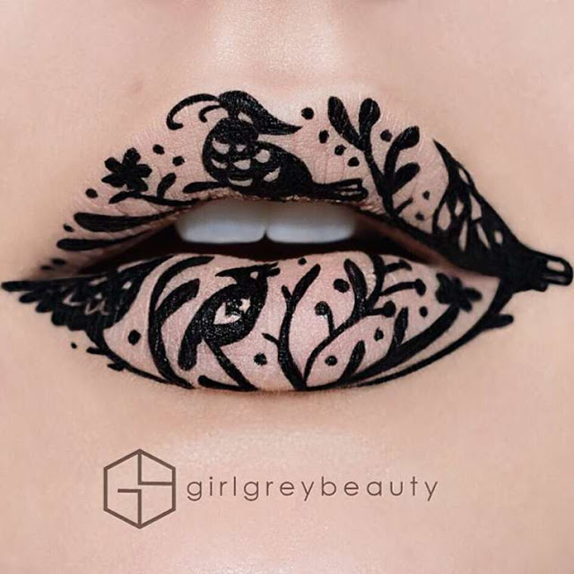 Girl-Grey-Beauty-lip-art-14