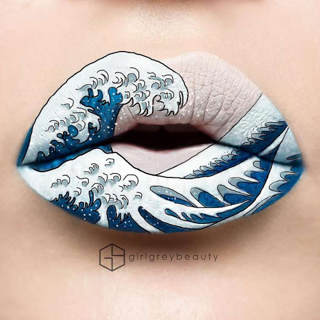 Girl-Grey-Beauty-lip-art-20