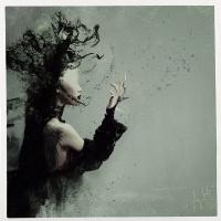 Dark photo manipulations by Anja Millen