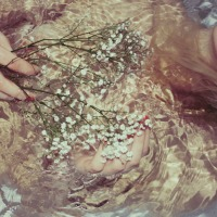 Photographs of Water And Romance by Lana Prins
