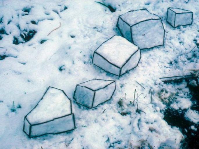338d4cbdc7dc6f4875fcca889097d2e5--andy-goldworthy-snow-sculptures