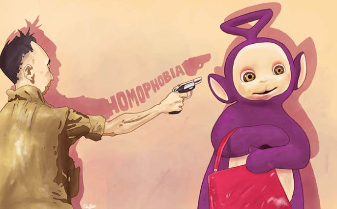 controversial-illustrations-highlights-ugly-society-9
