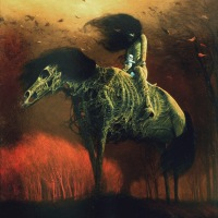 "Zdzisław Beksiński  Learns How To ""Photograph Dreams"" to Create Nightmarish Illustrations"