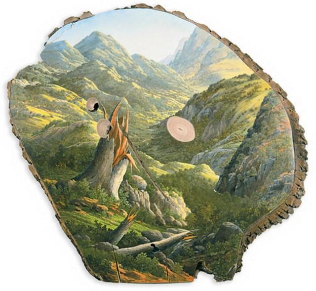 paisajes-naturales-pintados-sobre-troncos-de-madera_01 - Copie