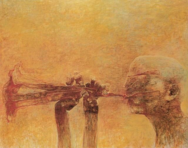 Zdzisław Beksiński http:/www.tuttartpitturasculturapoesiamusica.com;