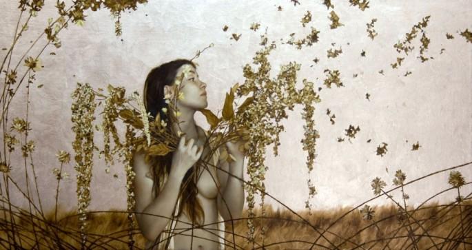 Brad-Kunkle-Paintings-Bee-Healer - Copie