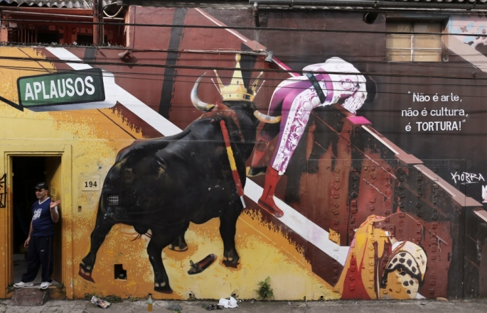 eduardo-kobra-bullfighting