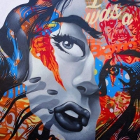 Color Explosion with pop artist Tristan Eaton