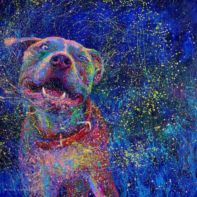 pinturas-impressionistas-ultra-coloridos-de-iris-scott-9 - Copie
