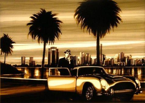 Miami-Ride-Tape-Art-by-Max-Zorn - Copie