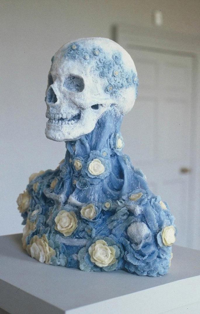 Rebecca Stevenson, art, wax sculptures, esculturas de cera