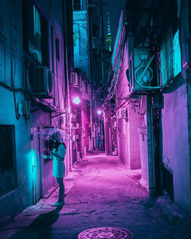 cyberpunk-neon-and-futuristic-street-photos-of-seoul-by-steve-roe-47
