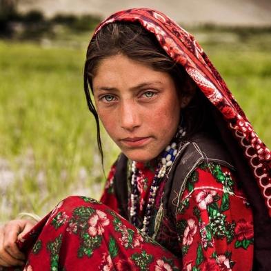 Wakhan Corridor in Afghanistan