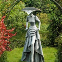 Hauting & Elegant Sculptures Of Philip Jackson