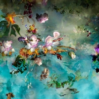 Abstract Floral Landscape Photography By Isabelle Menin